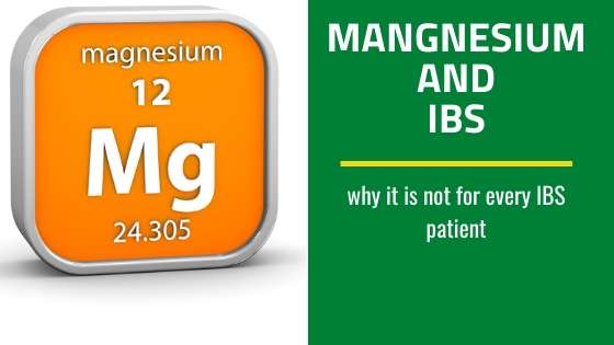 magnesium for IBS